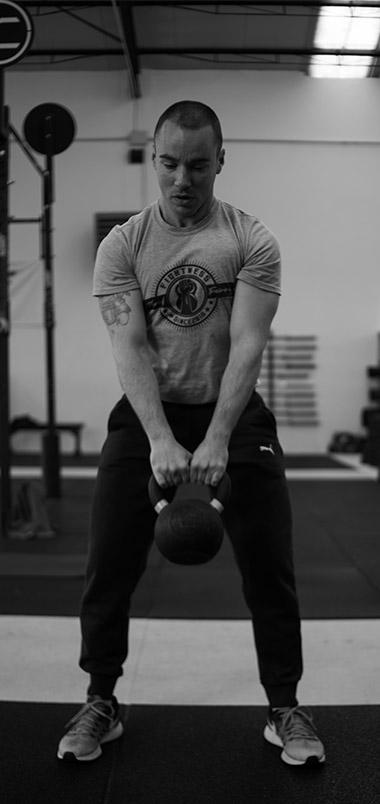 Fightness allenamento ibrido Valentino Iacovitti