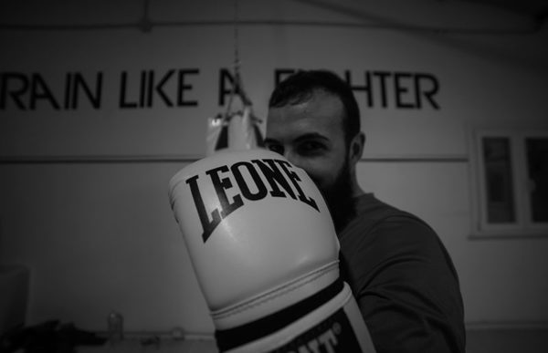 Guantone da boxe Fightness